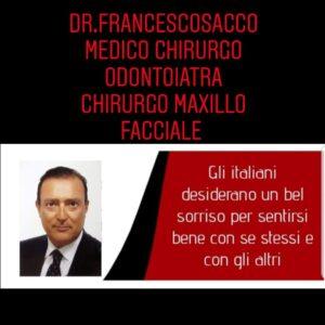 Gnatologo Salerno DR.SACCO Chirurgo Maxillo Facciale Avellino Roma